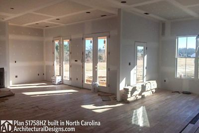 House Plan 51758HZ comes to life in North Carolina! - photo 023