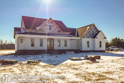 House Plan 51758HZ comes to life in North Carolina! - photo 014
