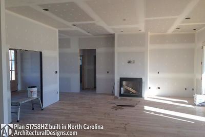 House Plan 51758HZ comes to life in North Carolina! - photo 022