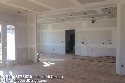 House Plan 51758HZ comes to life in North Carolina! - photo 021