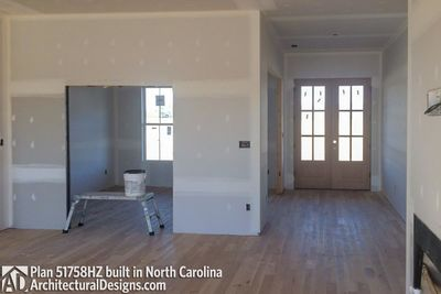 House Plan 51758HZ comes to life in North Carolina! - photo 020