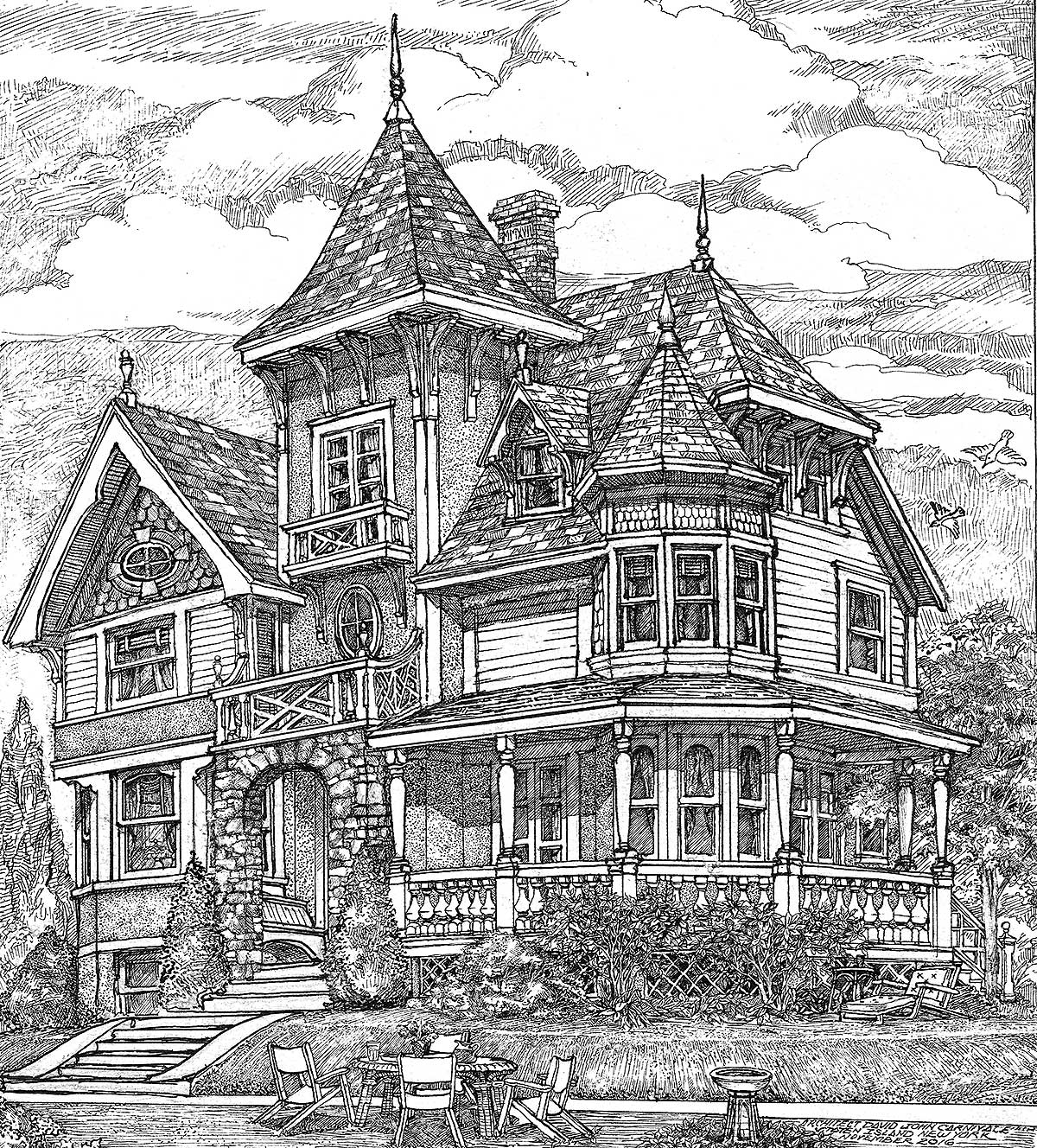 victorian house plans free richly detailed exclusive victorian house plan 12805gc architectural designs house plans 5784