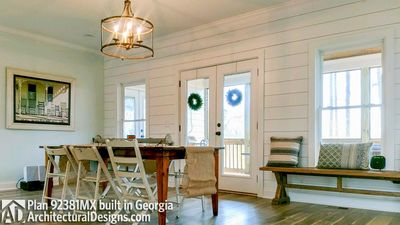 Modern Farmhouse Plan 92381MX built in Georgia - photo 015