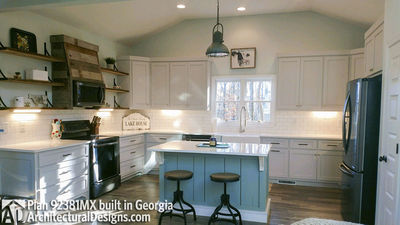 Modern Farmhouse Plan 92381MX built in Georgia - photo 011