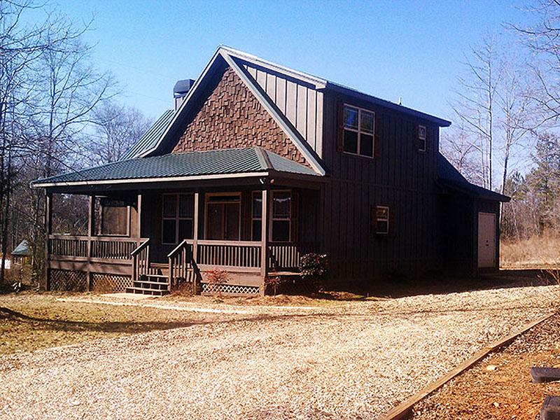 Rustic Mountain Cabin 92382mx Architectural Designs