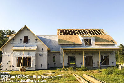 House Plan 51762HZ comes to life in Tennessee - photo 036