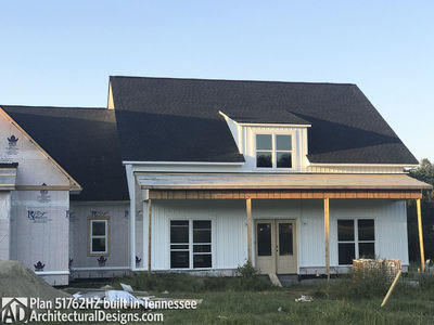 House Plan 51762HZ comes to life in Tennessee - photo 027