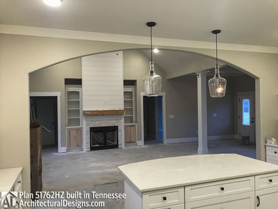 House Plan 51762HZ comes to life in Tennessee - photo 021