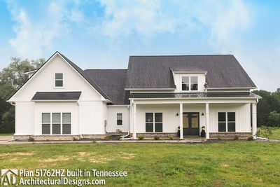 House Plan 51762HZ comes to life in Tennessee - photo 001