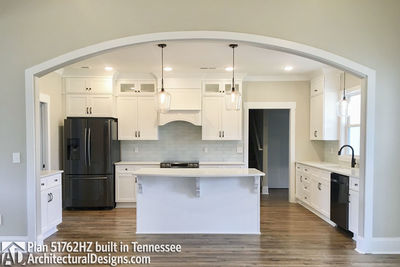 House Plan 51762HZ comes to life in Tennessee - photo 005