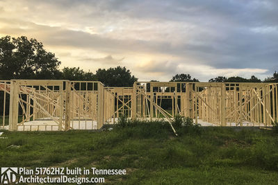 House Plan 51762HZ comes to life in Tennessee - photo 041