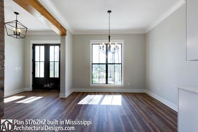 Modern Farmhouse Plan 51762HZ Comes to Life in Mississippi - photo 007