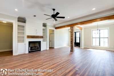 Modern Farmhouse Plan 51762HZ Comes to Life in Mississippi - photo 012