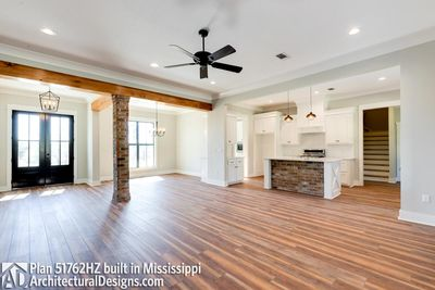 Modern Farmhouse Plan 51762HZ Comes to Life in Mississippi - photo 013