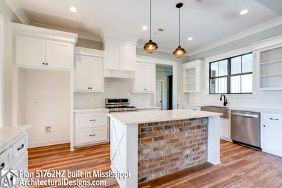 Modern Farmhouse Plan 51762HZ Comes to Life in Mississippi - photo 014