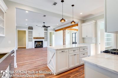 Modern Farmhouse Plan 51762HZ Comes to Life in Mississippi - photo 017