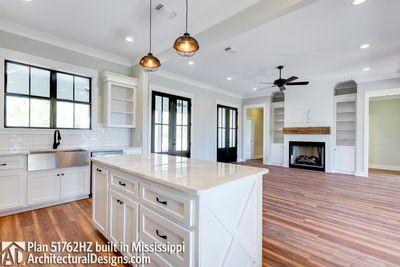 Modern Farmhouse Plan 51762HZ Comes to Life in Mississippi - photo 019