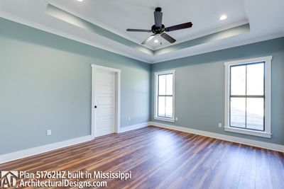 Modern Farmhouse Plan 51762HZ Comes to Life in Mississippi - photo 022