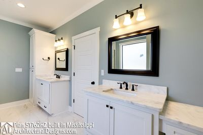 Modern Farmhouse Plan 51762HZ Comes to Life in Mississippi - photo 020