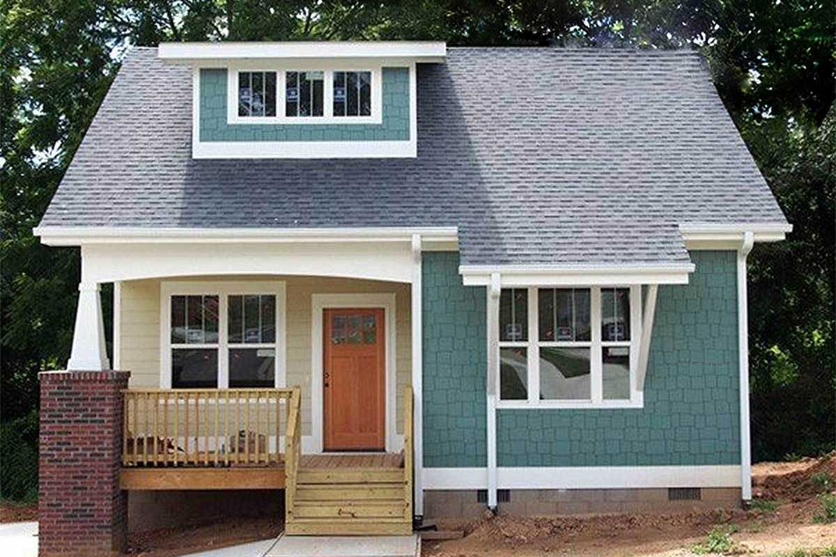 Efficient Bungalow With Main Floor Master 50114ph Architectural Designs House Plans