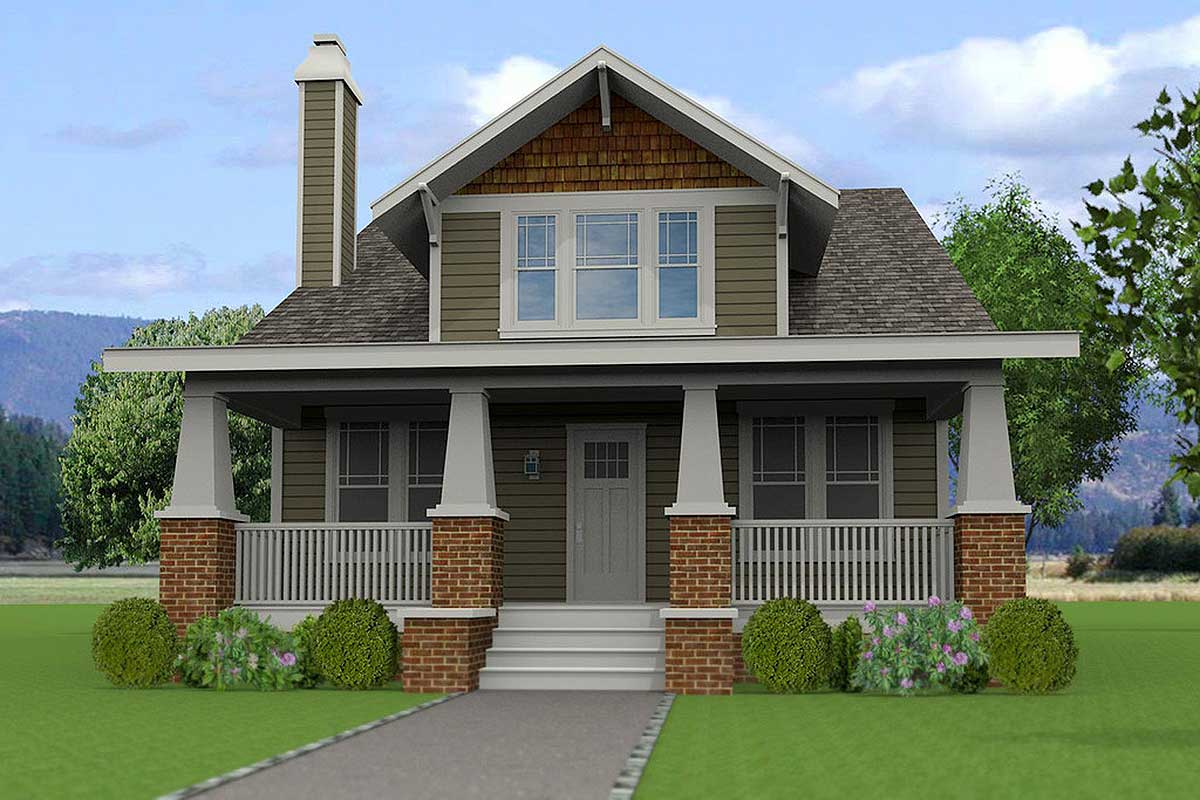 50146ph 1 1490820292 - 46+ Four Bedroom 4 Bedroom Small House Design Gif