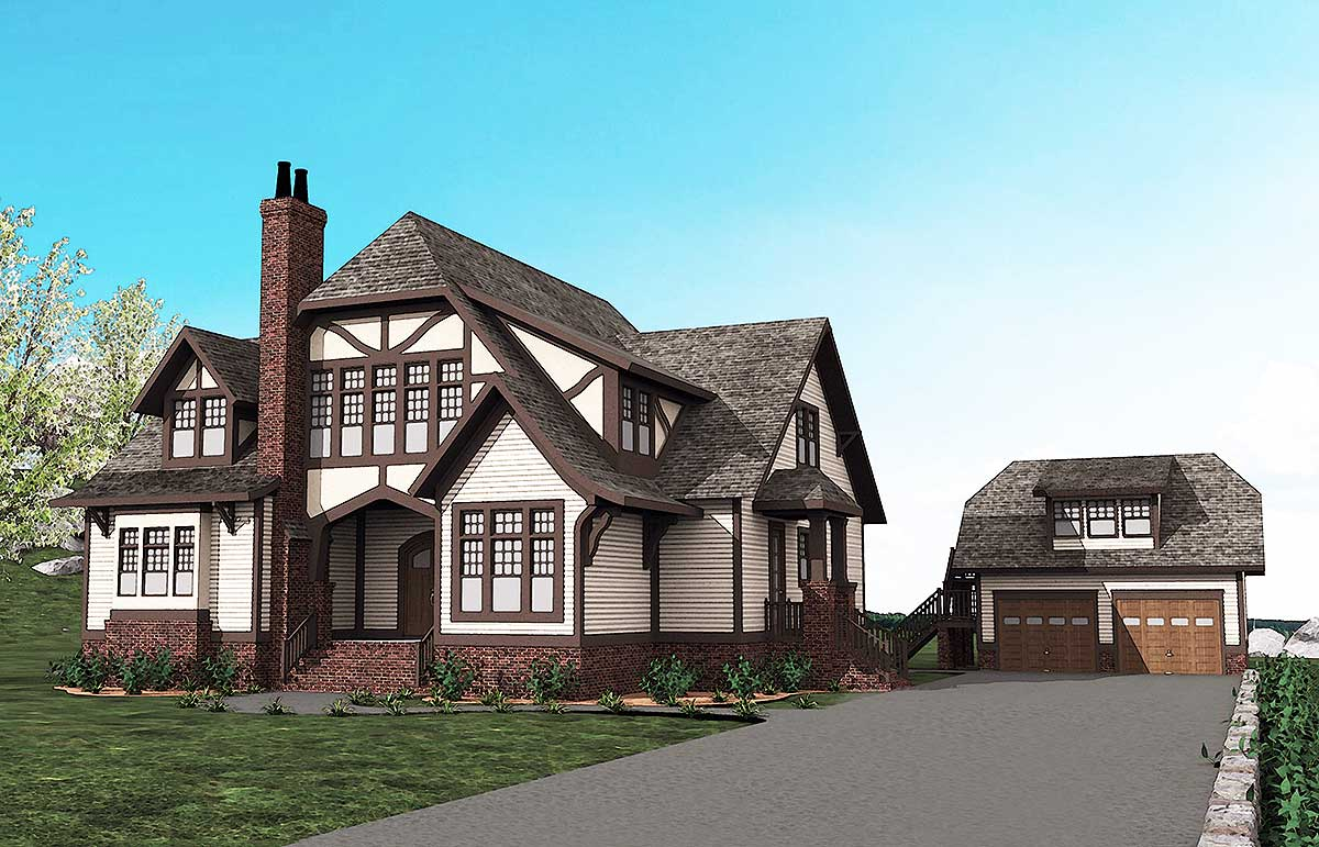 houses and floor plans spacious tudor house plan 500013vv architectural designs house plans 9896