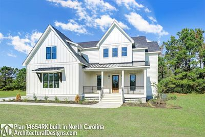 House Plan 14654RK Comes to life in North Carolina - photo 002