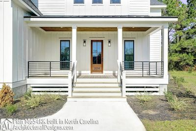 House Plan 14654RK Comes to life in North Carolina - photo 004