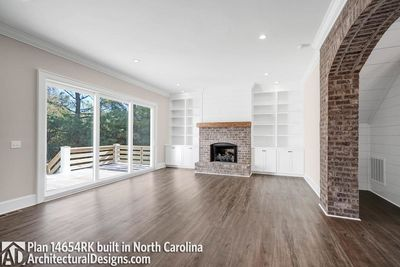 House Plan 14654RK Comes to life in North Carolina - photo 014