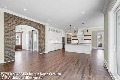 House Plan 14654RK Comes to life in North Carolina - photo 016