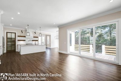 House Plan 14654RK Comes to life in North Carolina - photo 017