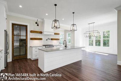House Plan 14654RK Comes to life in North Carolina - photo 018