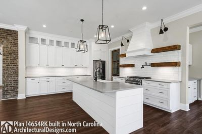 House Plan 14654RK Comes to life in North Carolina - photo 019