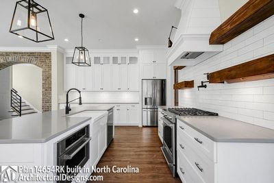 House Plan 14654RK Comes to life in North Carolina - photo 021