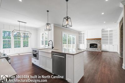 House Plan 14654RK Comes to life in North Carolina - photo 023