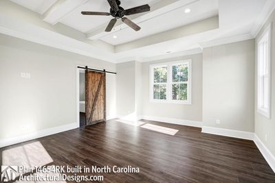 House Plan 14654RK Comes to life in North Carolina - photo 028