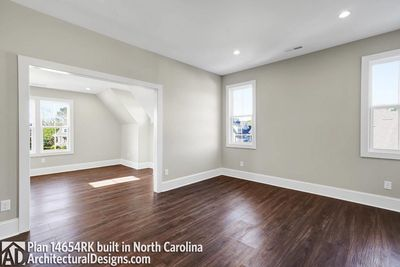 House Plan 14654RK Comes to life in North Carolina - photo 041