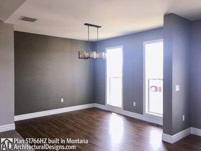 Exclusive Modern Farmhouse Plan 51766HZ comes to life in Montana - photo 020