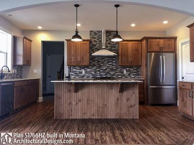 Exclusive Modern Farmhouse Plan 51766HZ comes to life in Montana - photo 021