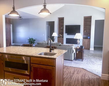 Exclusive Modern Farmhouse Plan 51766HZ comes to life in Montana - photo 022
