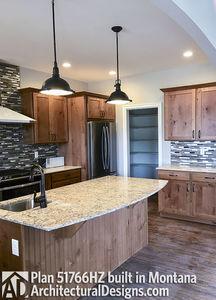 Exclusive Modern Farmhouse Plan 51766HZ comes to life in Montana - photo 023