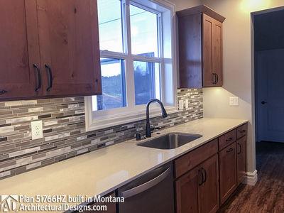 Exclusive Modern Farmhouse Plan 51766HZ comes to life in Montana - photo 024