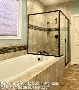 Exclusive Modern Farmhouse Plan 51766HZ comes to life in Montana - photo 030