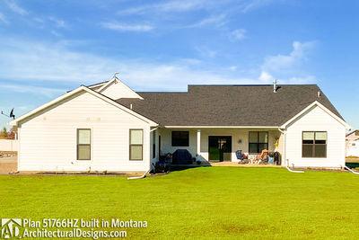 Exclusive Modern Farmhouse Plan 51766HZ comes to life in Montana - photo 008
