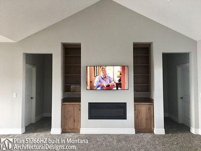 Exclusive Modern Farmhouse Plan 51766HZ comes to life in Montana - photo 025