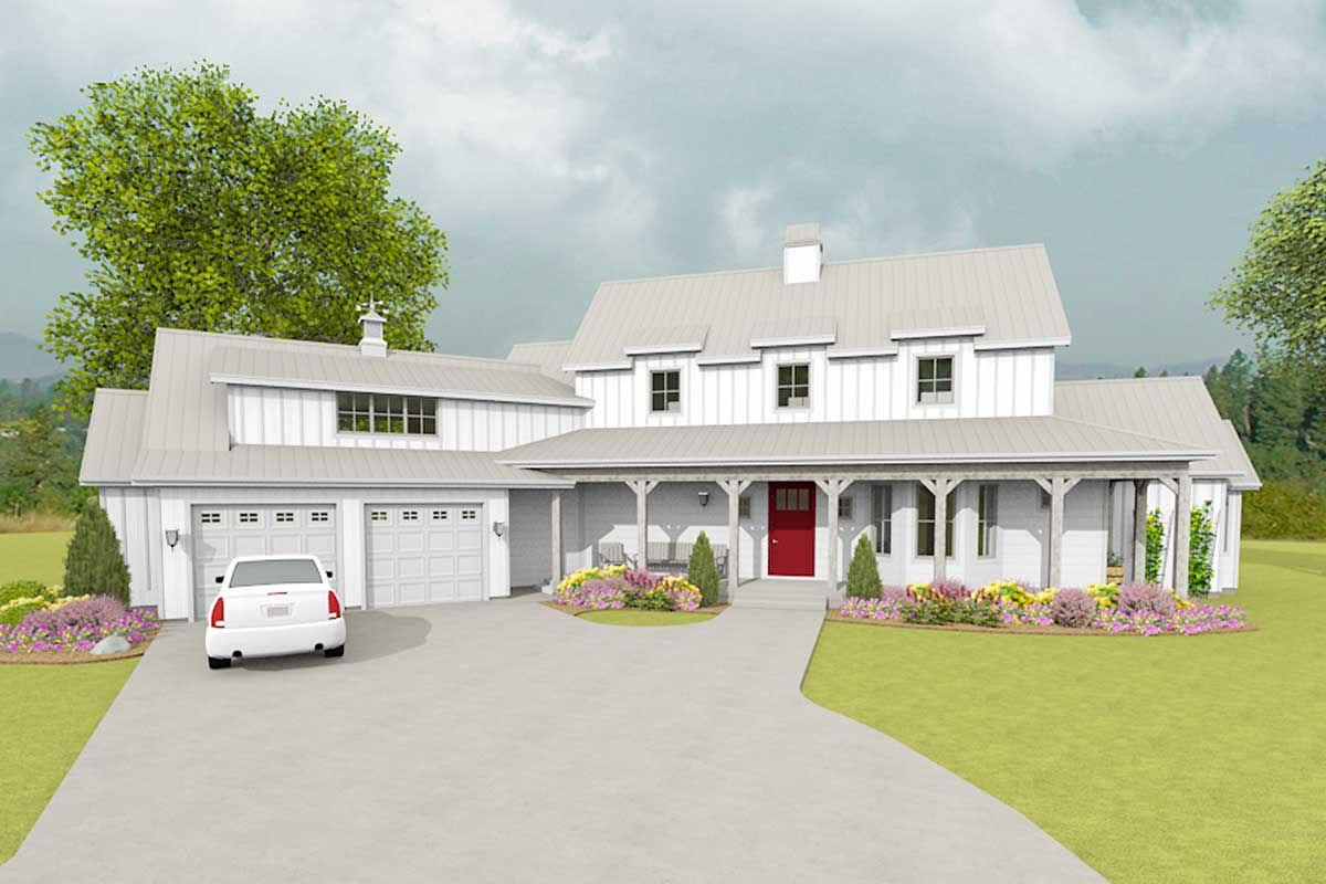 House Plans With Bonus Room Above Garage