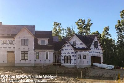 House Plan 16898WG Coming To Life In Michigan! - photo 019