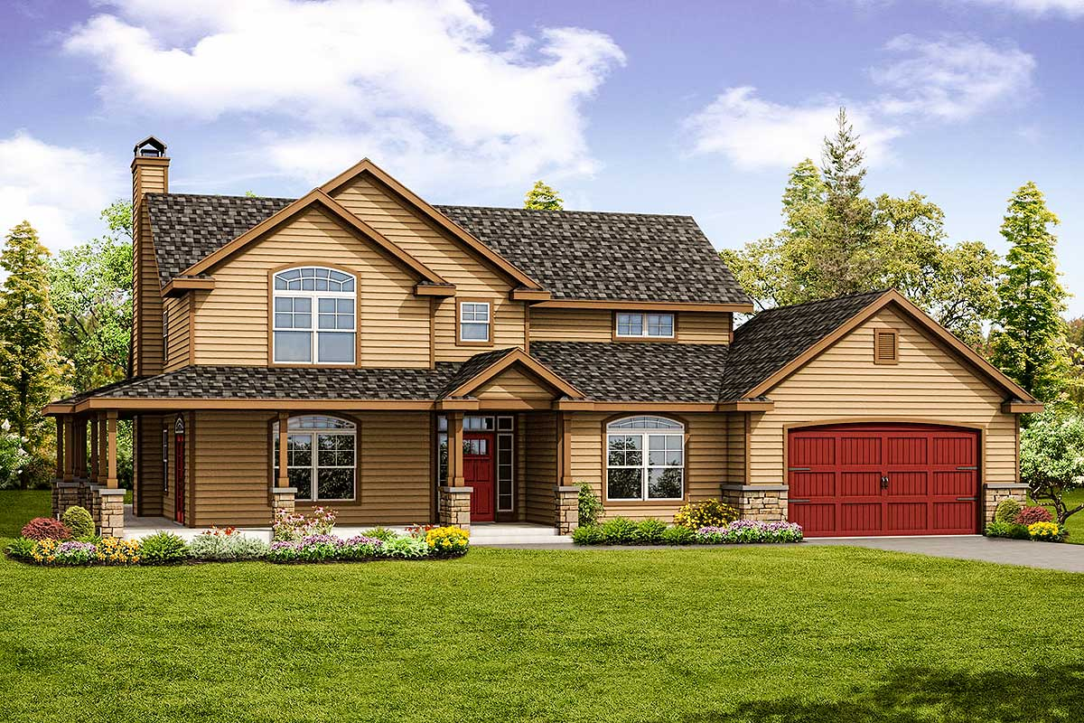 home plans with elevators country home plan with wraparound porch and elevator option 72894da architectural designs 4645