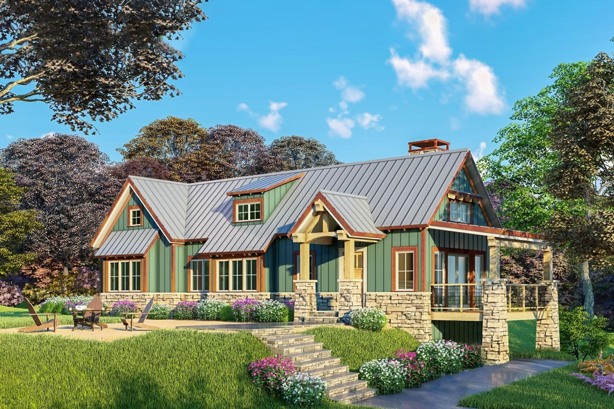 1000 Sq Ft House Plans Architectural Designs