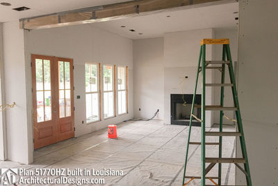 Exclusive House Plan 51770HZ comes to life in Louisiana - photo 015